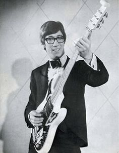 Learning to live with Hank Marvin and Simon & Garfunkel