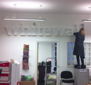 Whitewall Marketing Office Refit