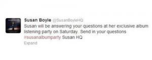 Boyle tweet