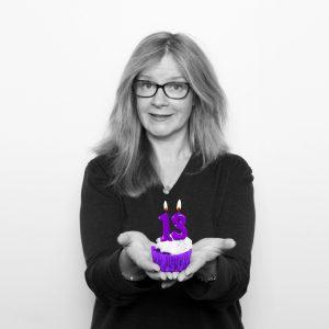 Susan Cresswell - Whitewall Marketing's Birthday