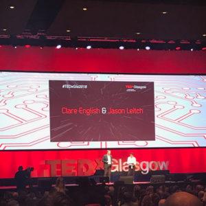 TEDxGlasgow event 2018