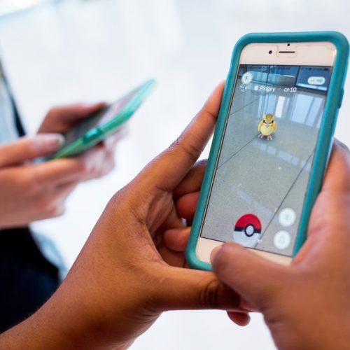 Pokemon Go - Augemented Reality