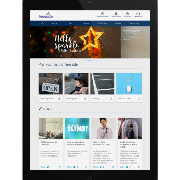 Retail content marketing agency Edinburgh