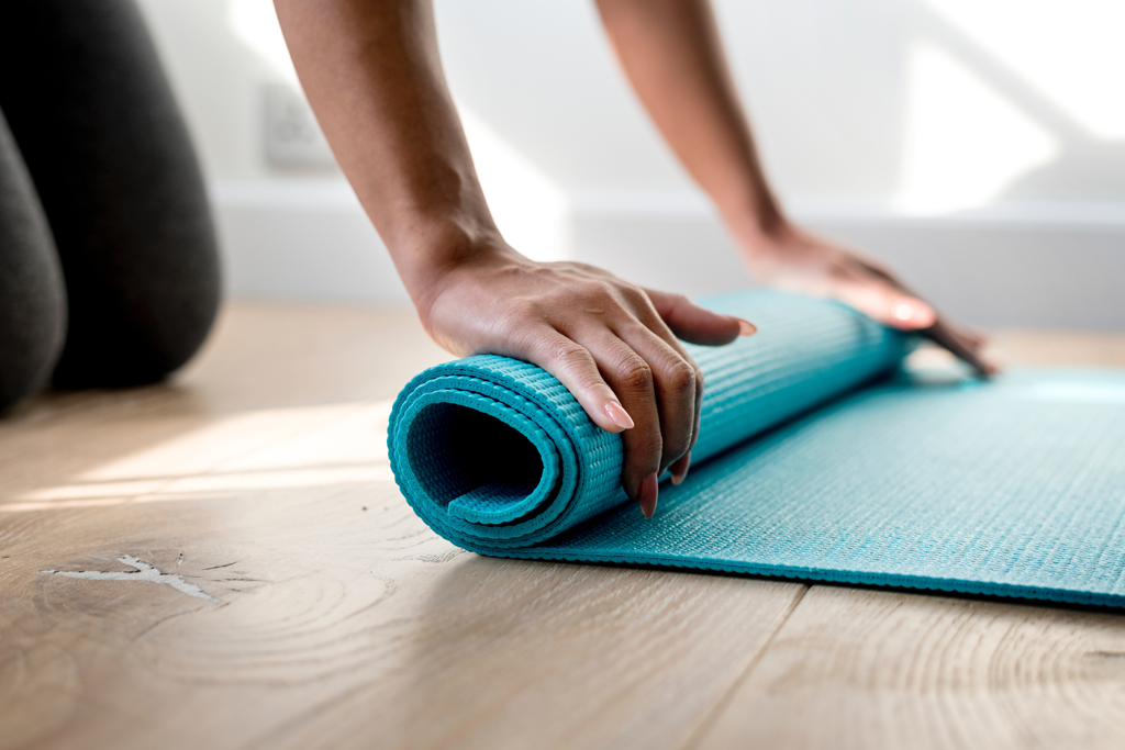 The benefits of yoga for office workers