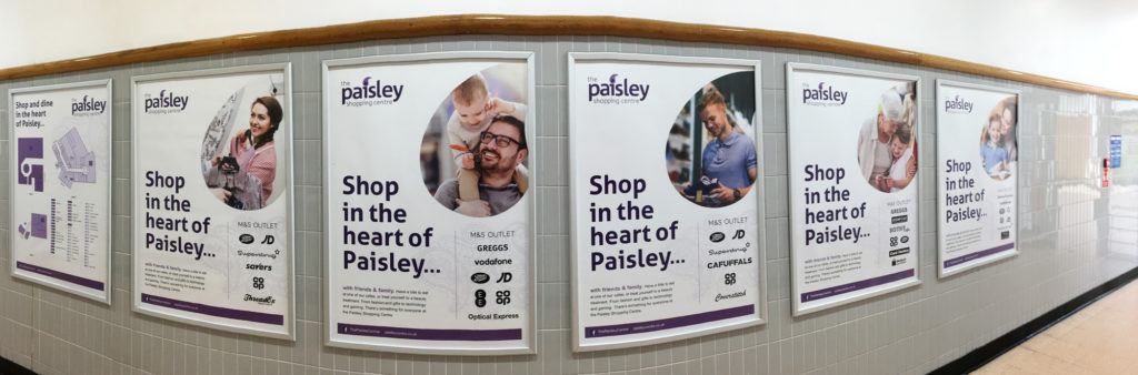 Top Shopping centre marketing agencies Glasgow