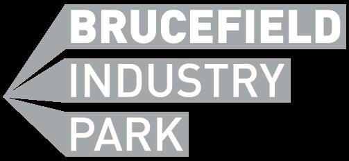 Brucefield Logo Grey