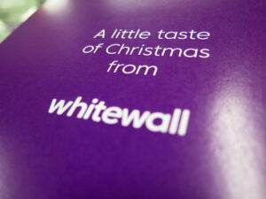 Whitewall Marketing Christmas gifts packaging