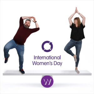 International Women's Day at a Glasgow Digital Agency