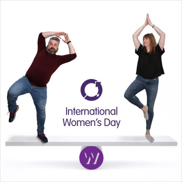 International Women's Day at a Glasgow Digital Agency