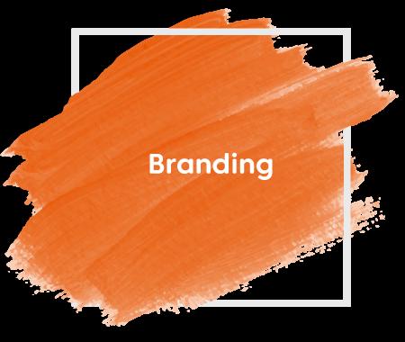 Branding paint streak
