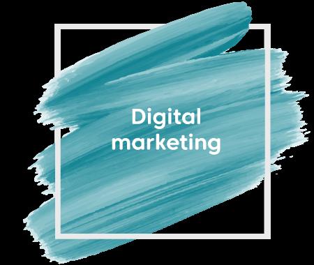 Digital marketing colour
