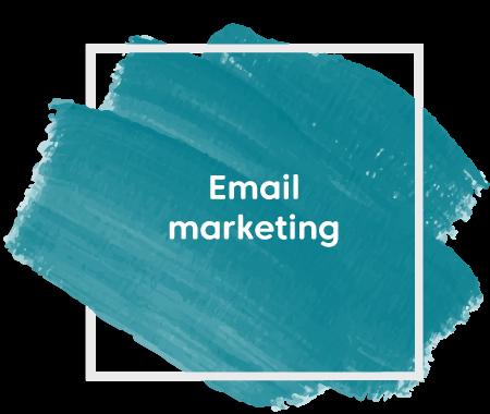 Email marketing Paint streak