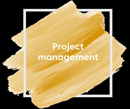 Project management paint streak